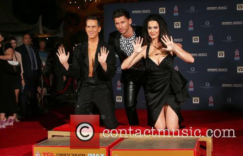Jeremy Scott, Vlad Yudin and Katy Perry 3