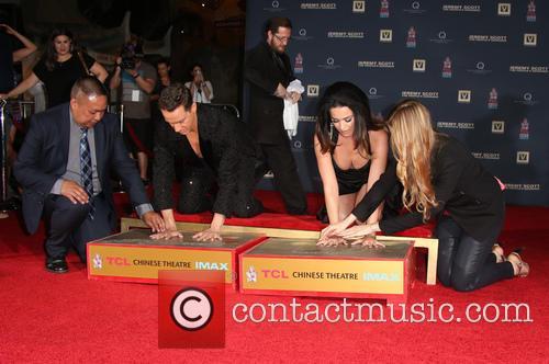 Jeremy Scott, Katy Perry and Alwyn Hight Kushner 3