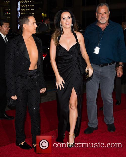 Jeremy Scott, Katy Perry and Howard Bragman 1
