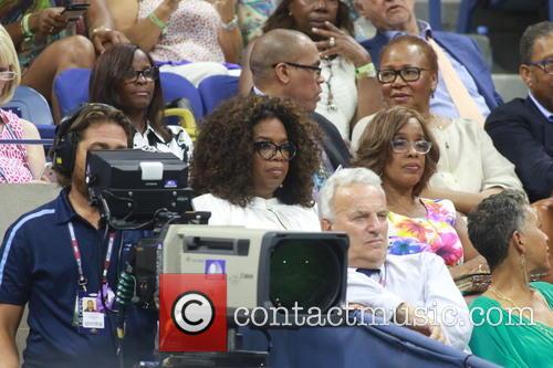 Oprah Winfrey and Gayle King 2