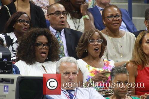 Oprah Winfrey and Gayle King 1