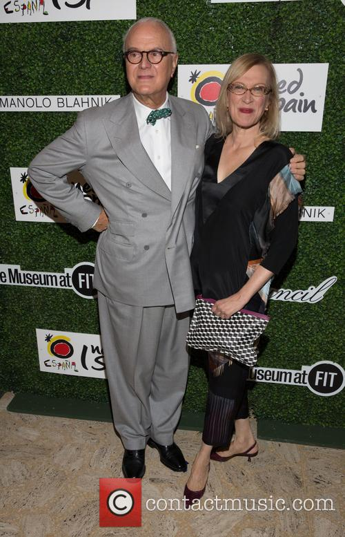 Manolo Blahnik and Guest 1