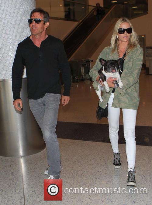Dennis Quaid and Kimberly Quaid 3