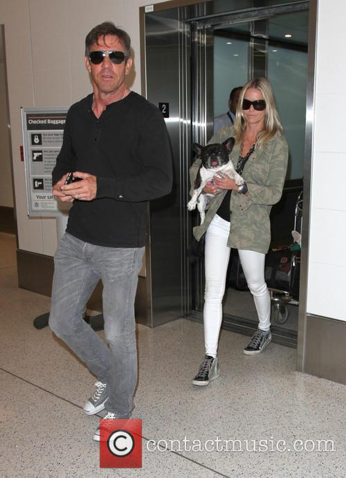 Dennis Quaid and Kimberly Quaid 4