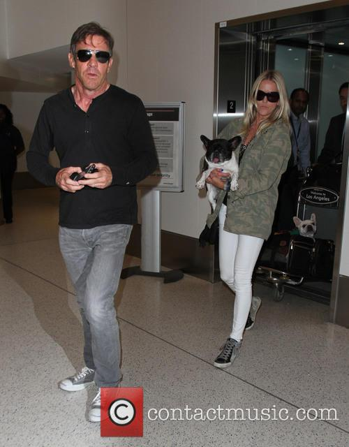 Dennis Quaid and Kimberly Quaid 5