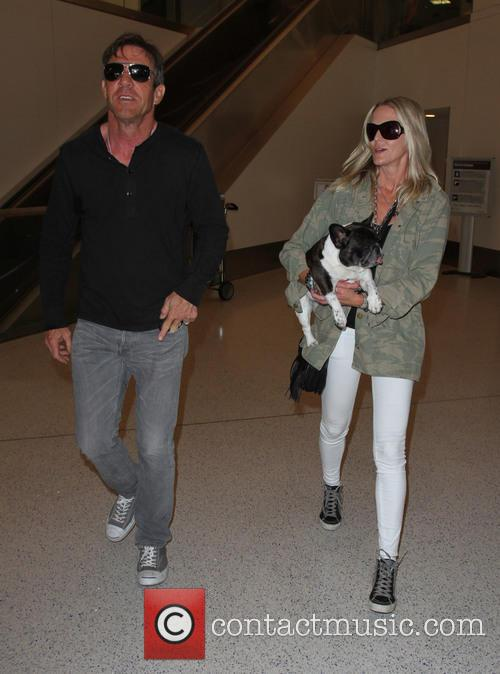 Dennis Quaid and Kimberly Quaid 7