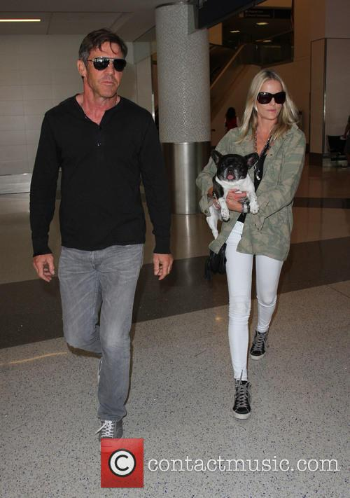 Dennis Quaid and Kimberly Quaid 9