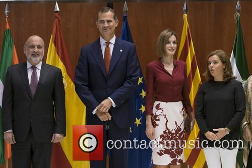King Felipe Vi Of Spain and Queen Letizia 6