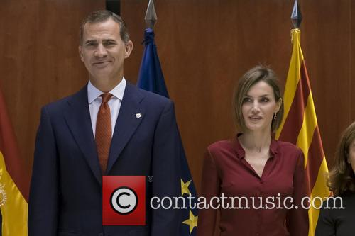 King Felipe Vi Of Spain and Queen Letizia 7