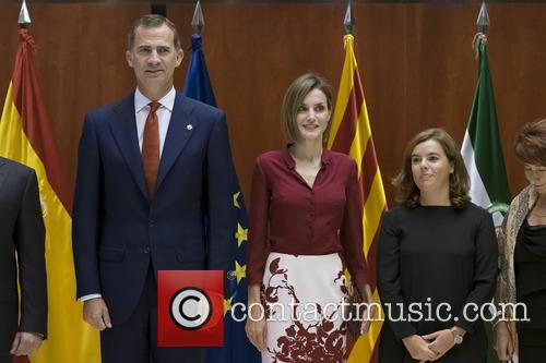 King Felipe Vi Of Spain and Queen Letizia 9