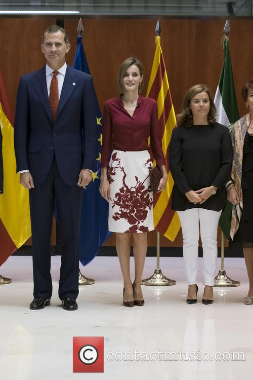 King Felipe Vi Of Spain and Queen Letizia 11
