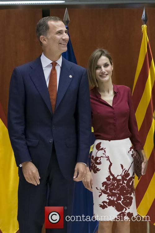 King Felipe Vi Of Spain and Queen Letizia 1