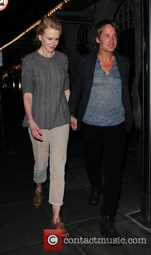 Nicole Kidman and Kieth Urban 2