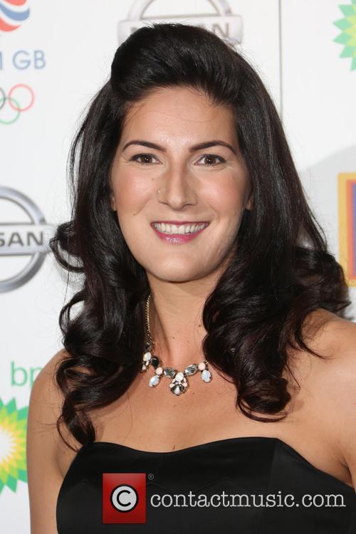 Sarah Stevenson 1