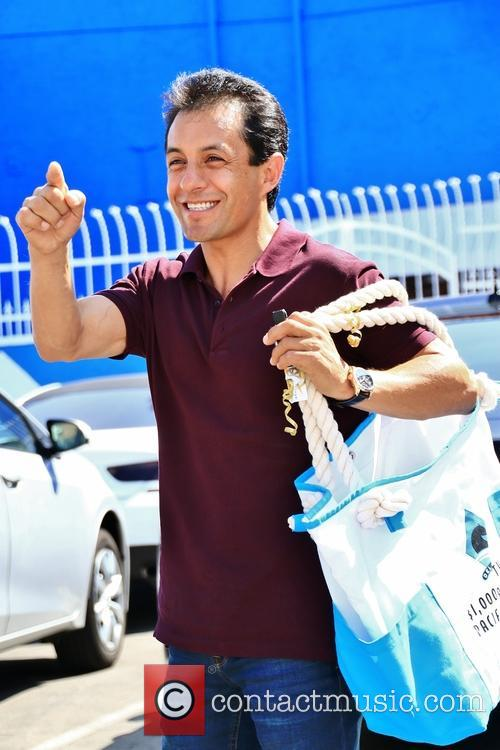 Dancing With The Stars and Victor Espinoza 2