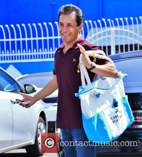 Dancing With The Stars and Victor Espinoza 3