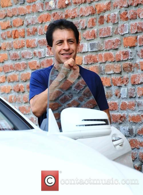 Dancing With The Stars and Victor Espinoza 5