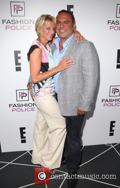 Dorinda Medley and John Mahdessian 2