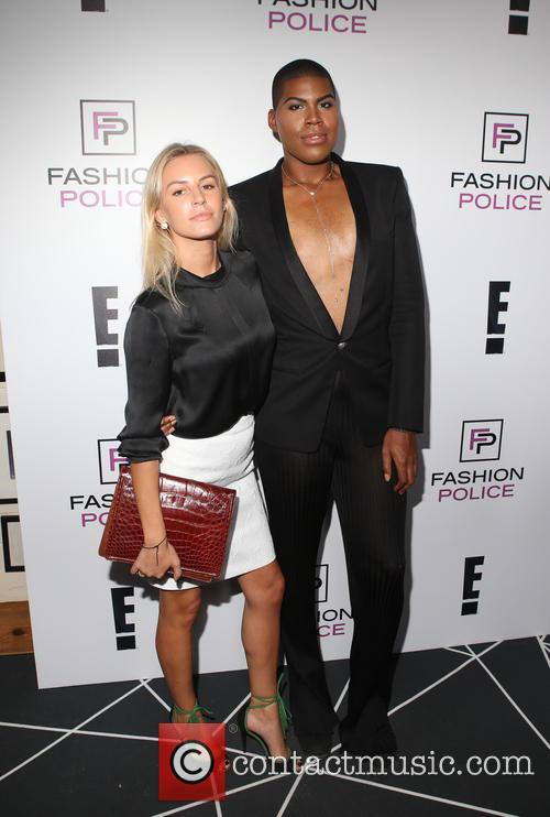 Morgan Stewart and Ej Johnson 1