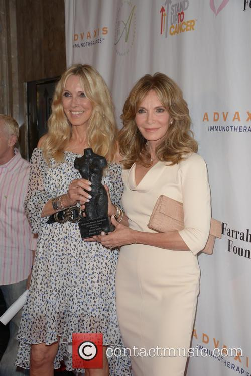 Alana Stewart and Jaclyn Smith 1