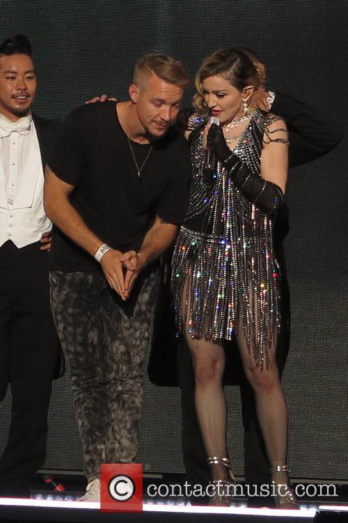 Madonna and Diplo 2