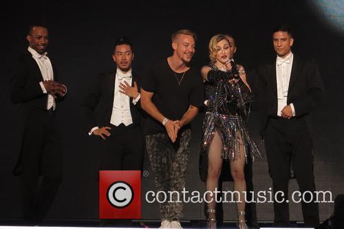 Madonna and Diplo 3