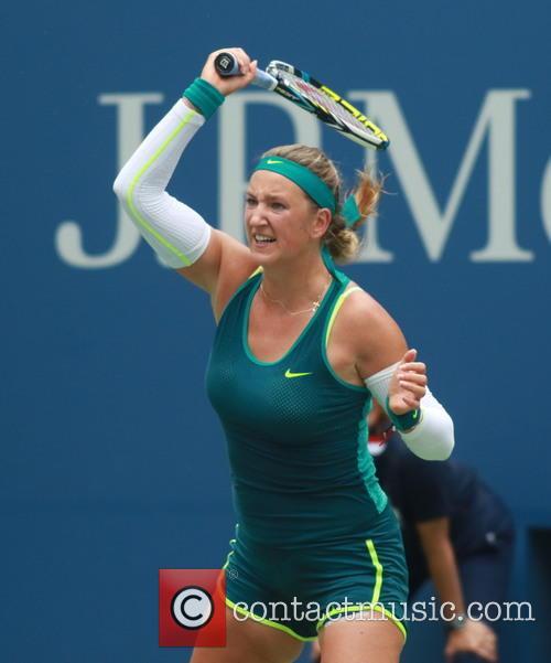 2015 Tennis US Open - Simona Halep vs....