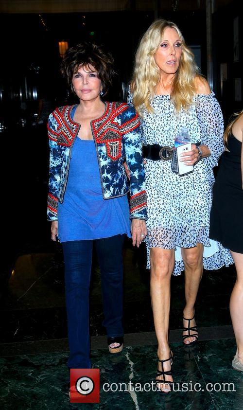 Carole and Alana Stewart 1