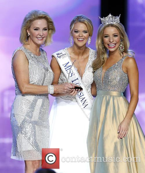 Kira Kazantsev and Miss Louisiana April Nelson 1