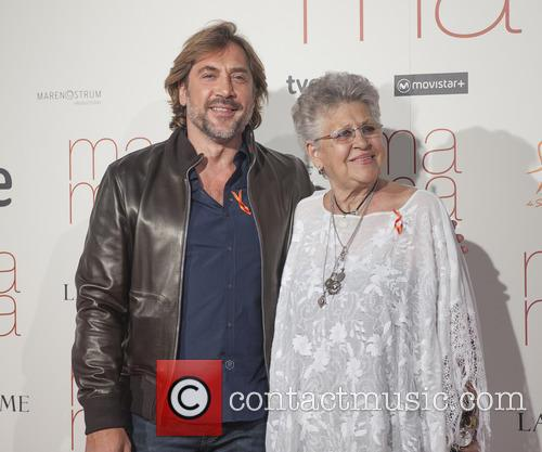 Javier Bardem and Pilar Bardem 4