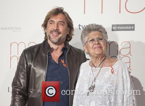 Javier Bardem and Pilar Bardem 7
