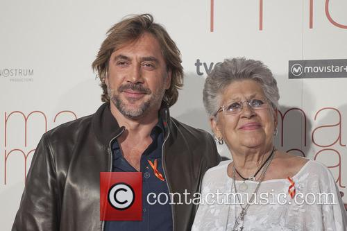 Javier Bardem and Pilar Bardem 1