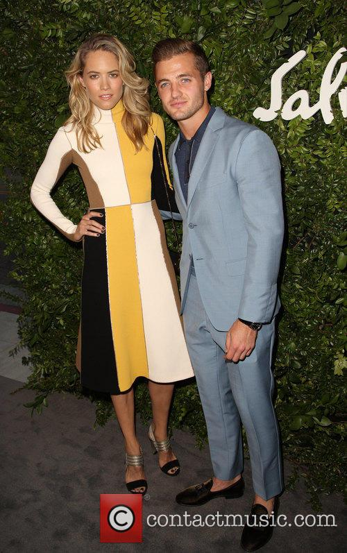 Cody Horn and Robbie Rogers 1