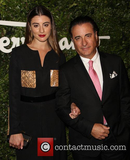 Dominik Garcia-lorido and Andy Garcia 1