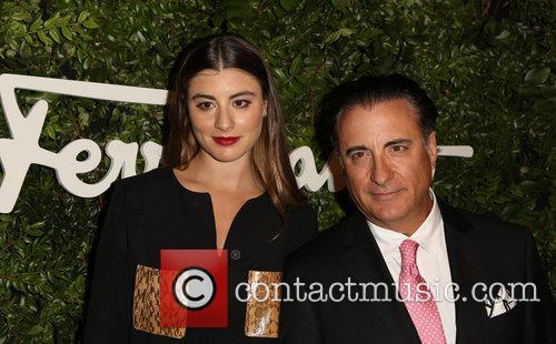 Dominik Garcia-lorido and Andy Garcia 6