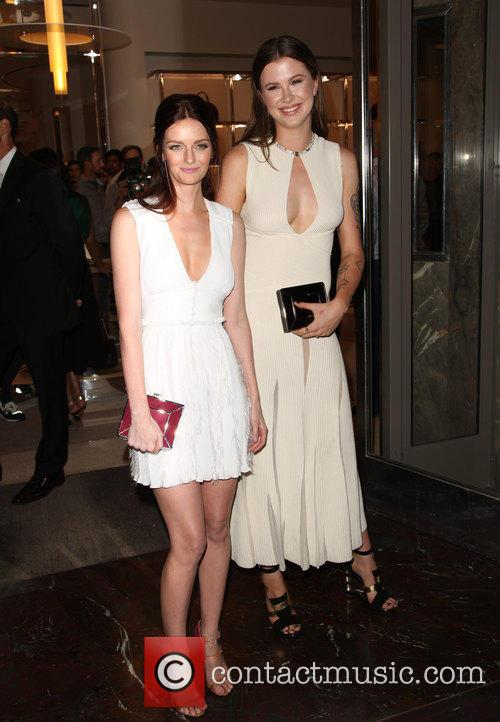 Lydia Hearst and Ireland Baldwin 2