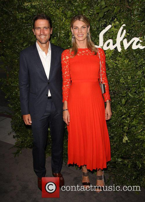 James Ferragamo and Angela Lindvall 2