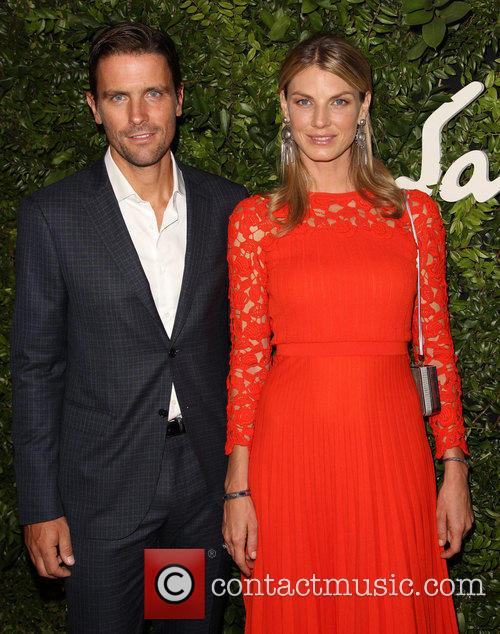 James Ferragamo and Angela Lindvall 1