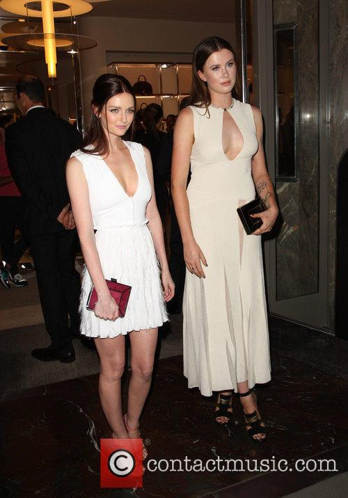 Lydia Hearst and Ireland Baldwin 3