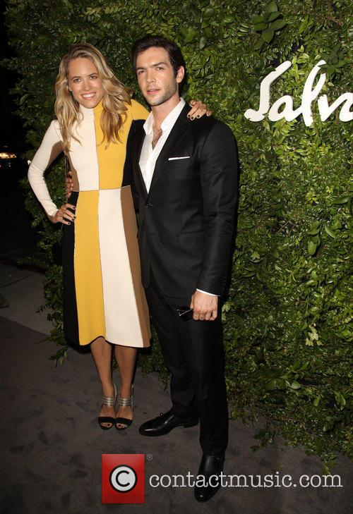Cody Horn and Ethan Peck 2