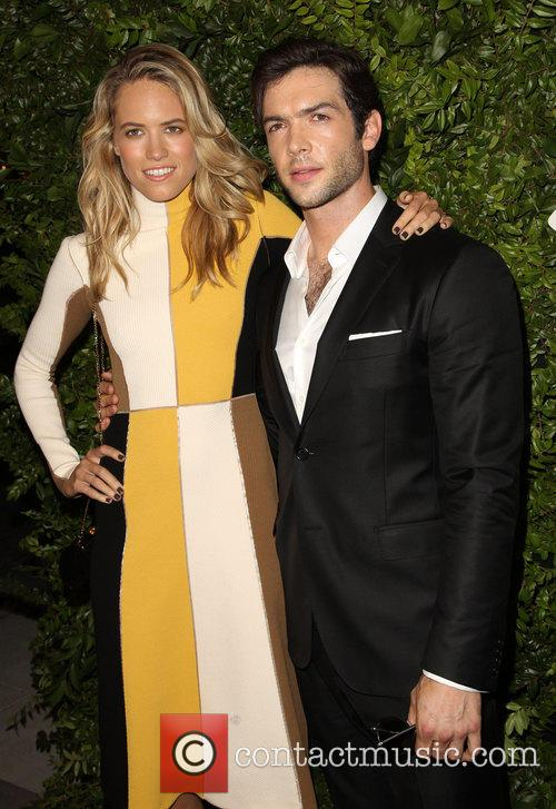 Cody Horn and Ethan Peck 3