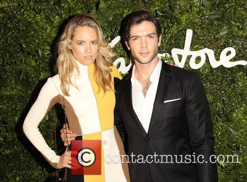 Cody Horn and Ethan Peck