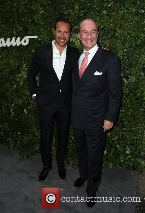 James Ferragamo and Michele Norsa 1