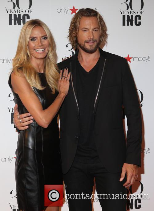 Heidi Klum and Gabriel Aubry 2