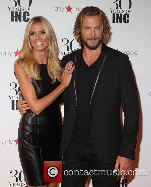 Heidi Klum and Gabriel Aubry 3