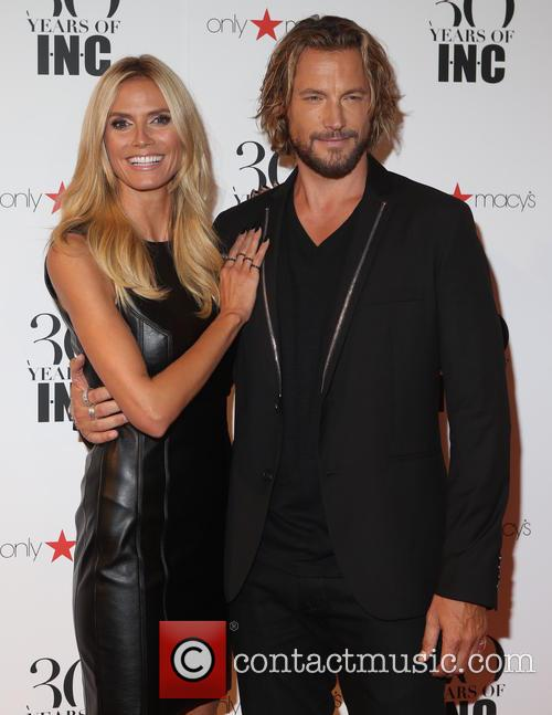 Heidi Klum and Gabriel Aubry 1