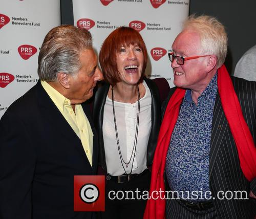Mitch Murray, Kiki Dee and Chris Gunning 2