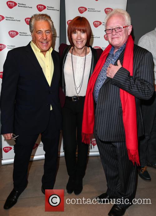 Mitch Murray, Kiki Dee and Chris Gunning 3