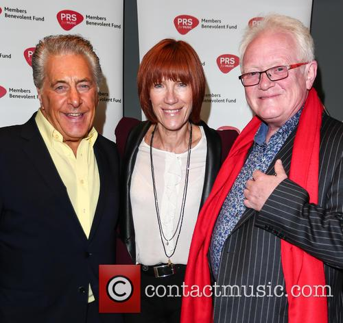 Mitch Murray, Kiki Dee and Chris Gunning 4