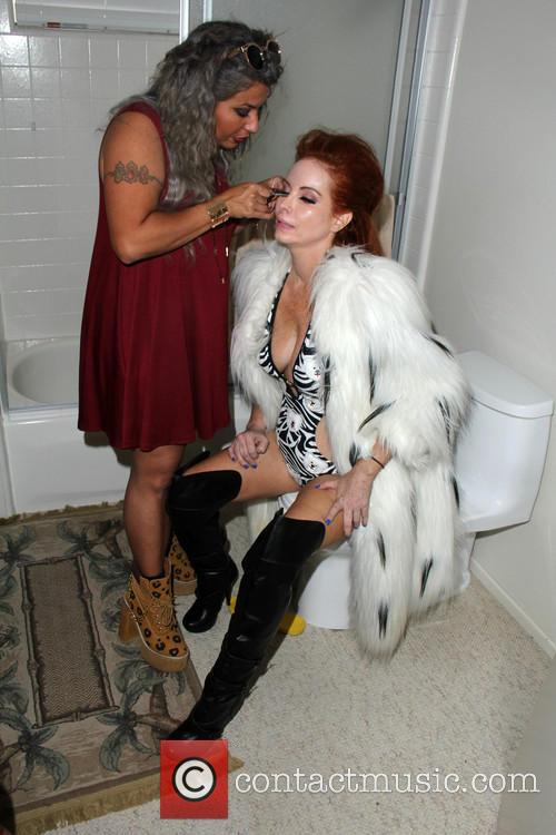 Phoebe Price and Chanel Capra 2